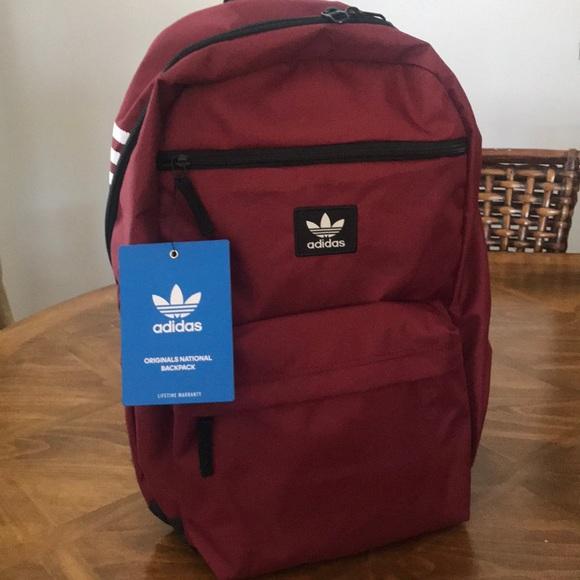 c767e792320795 NEW Adidas Originals National Backpack